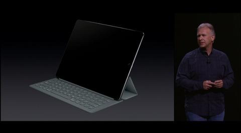 iPad Proのサーフェス風キーボードカバー