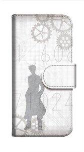 STEINS;GATE 01 岡部倫太郎 ダイアリースマホケース for iPhone6