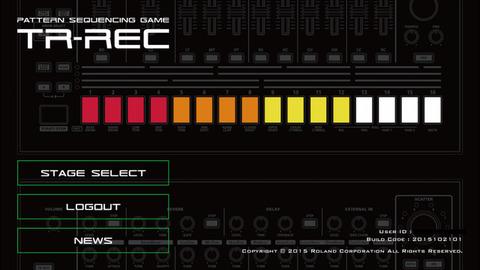TR-REC GAME