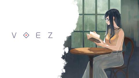 VOEZのトップ画面