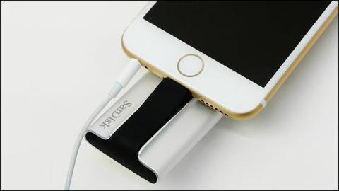 iPhone用外部ストレージ