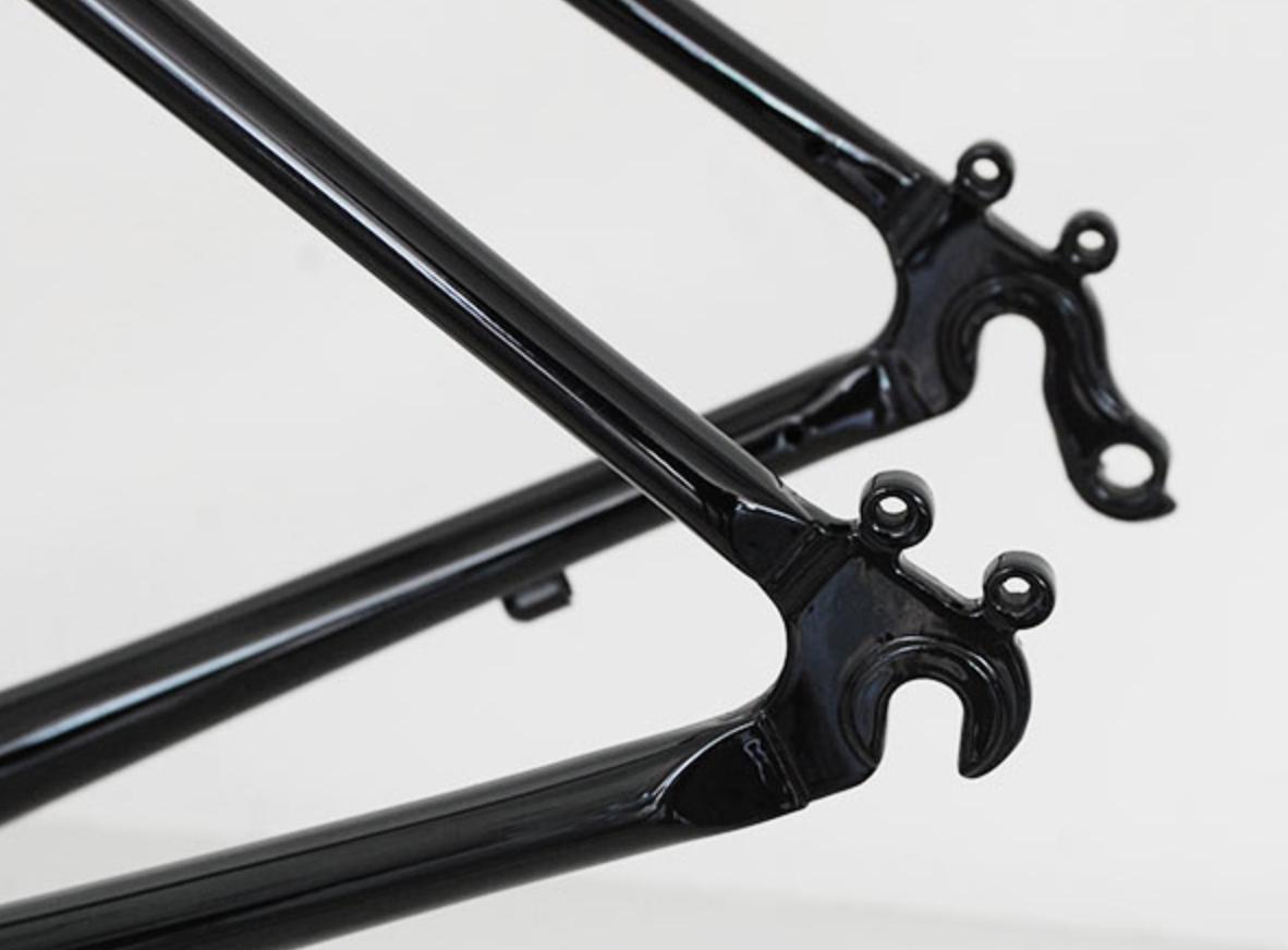 フレーム+フォーク ベーシックFR STORE |VIGORE 道具としての自転車の正しい進化