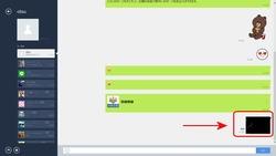 8.1版Line動画画像データアップ完了