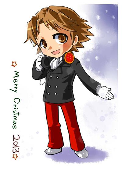 クリスマス陽介