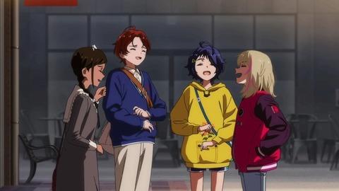 アニメ「ワンダーエッグ・プライオリティ」第4話に対する海外の反応(感想)