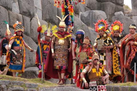インカの戦士