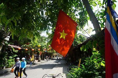ベトナムへ行きました。
