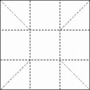 ロシェBOX型紙_サイズなし