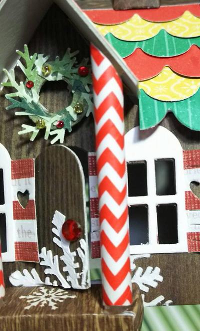 クリスマスハウス1-2