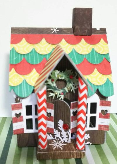 クリスマスハウス1-1