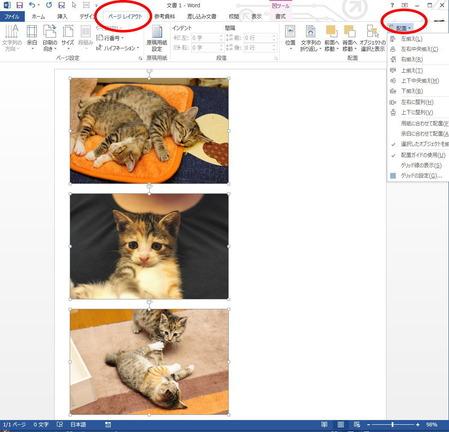 PC_ 画像配置