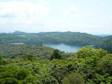 霧島東神社から御池