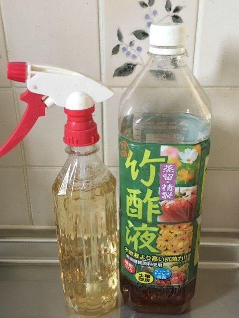 液 虫除け 木酢