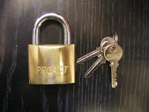 PROACT プロアクト 南京錠の合鍵