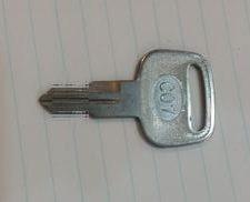 CO7 スーツケース キャリーバック の鍵作成します。