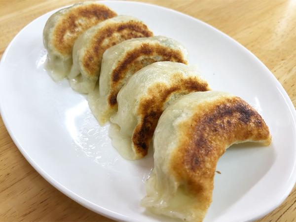 07餃子(500円)