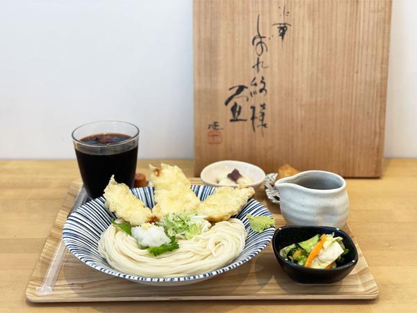 01らぼセット・冷・ひやむぎ(1100円)