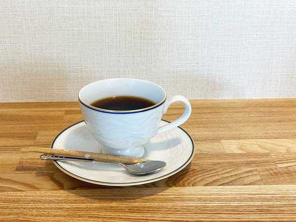 05セットのコーヒー