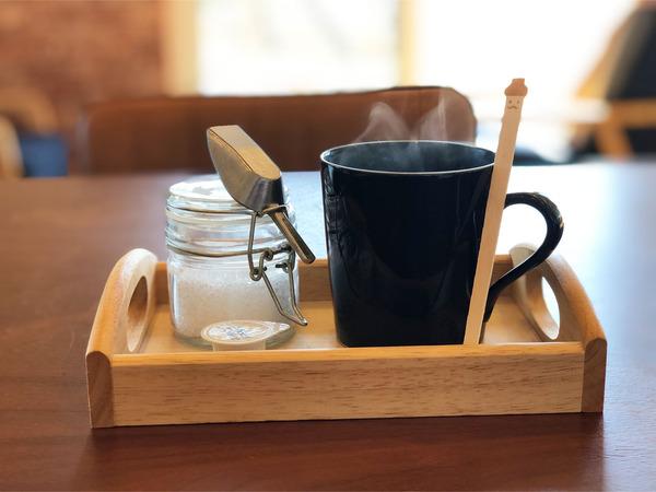 04くまフラブレンドコーヒー(450円)