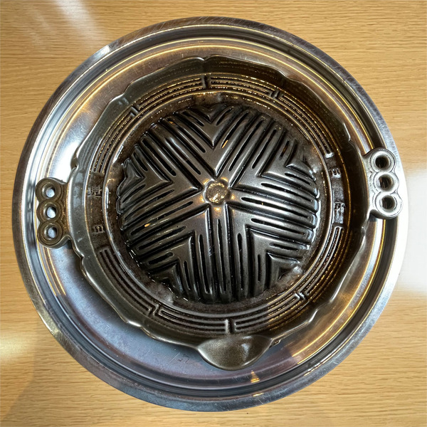 01ジンギスカン鍋