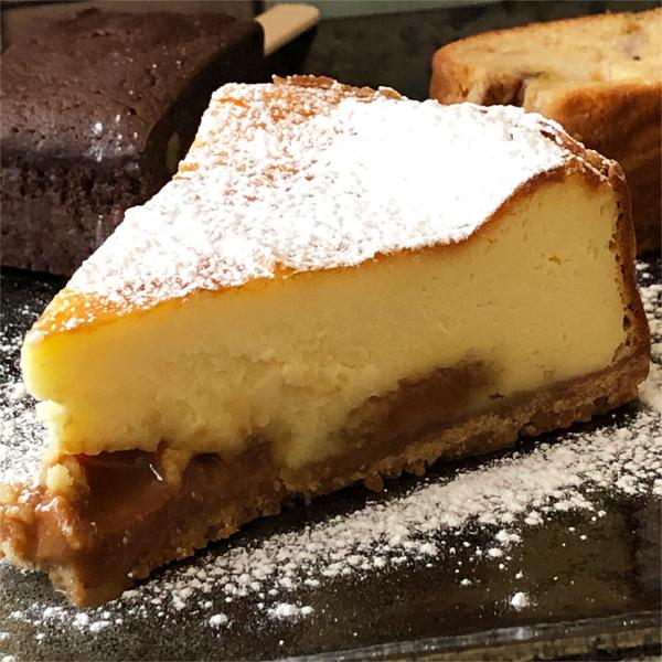 04キャラメルチーズケーキ(400円)