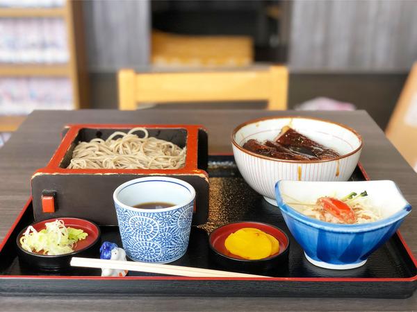 01うな丼セット(2200円)