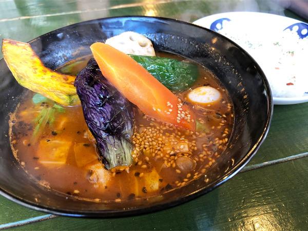 01やわらかチキンと野菜(1150円)