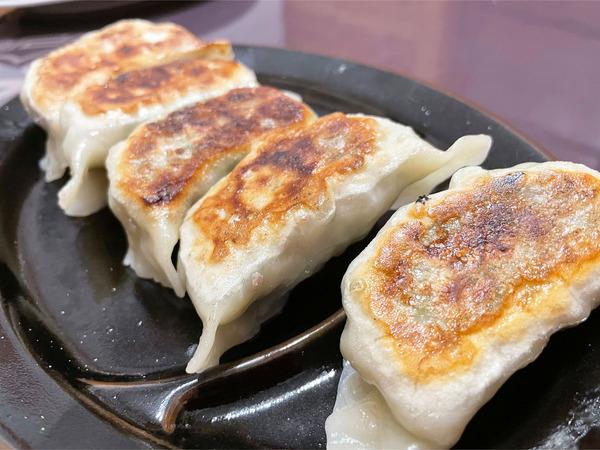 03メガ焼き餃子(580円)