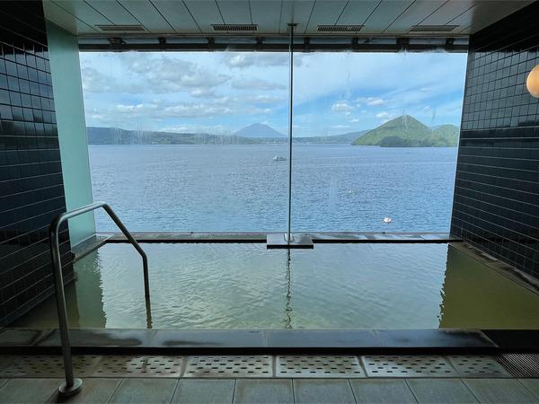 23天空貸切風呂_2・浴場からの眺め