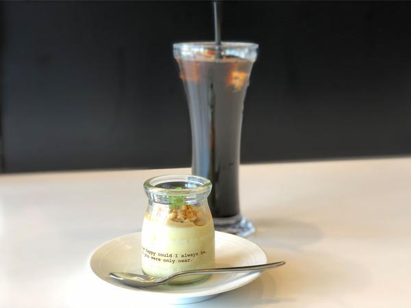 05食後のデザートとコーヒー