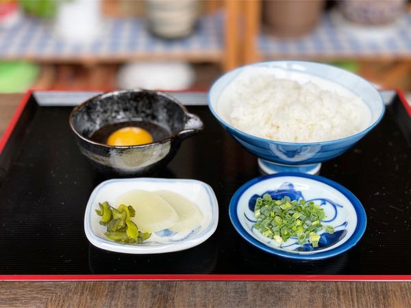 10雑炊セット(280円)