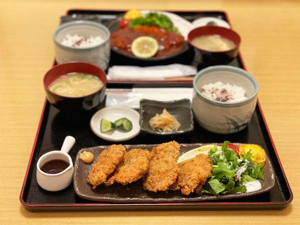 03ヒレカツ定食(1000円)