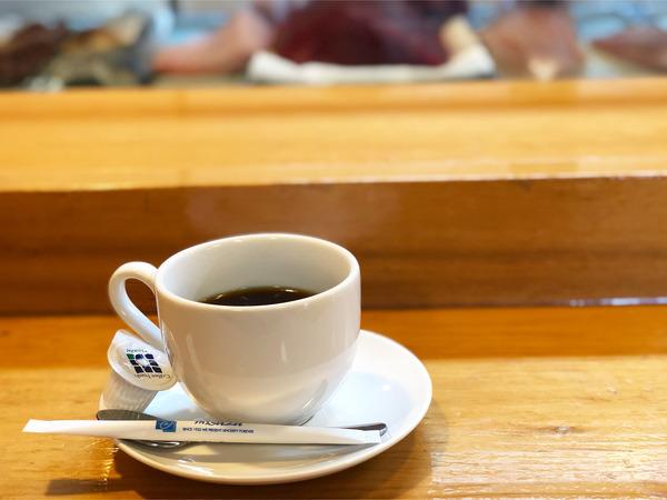 12食後のコーヒー