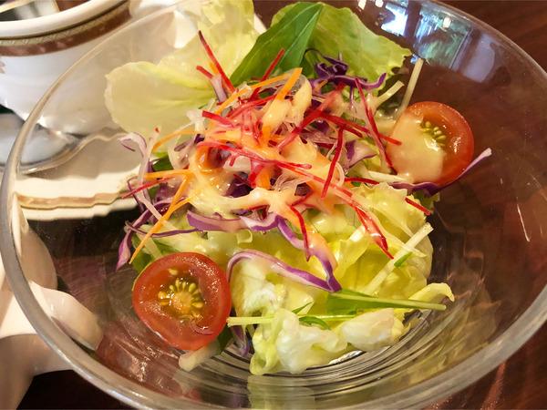 10道産新鮮野菜サラダ