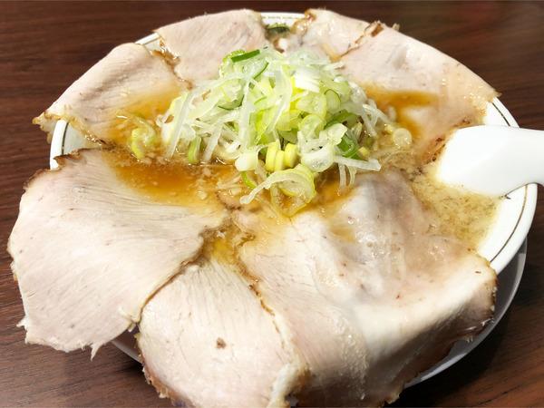 01チャーシュー麺・醤油(950円)