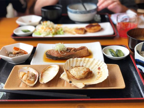 01日替り上番屋定食(1650円)