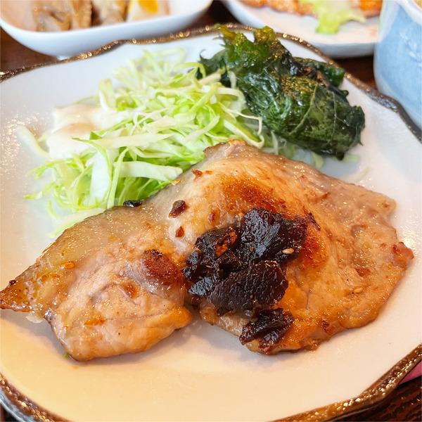03豚ロース焼き