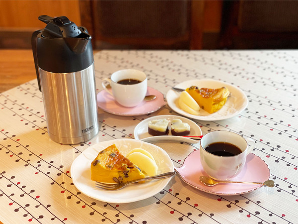 13デザート・コーヒー