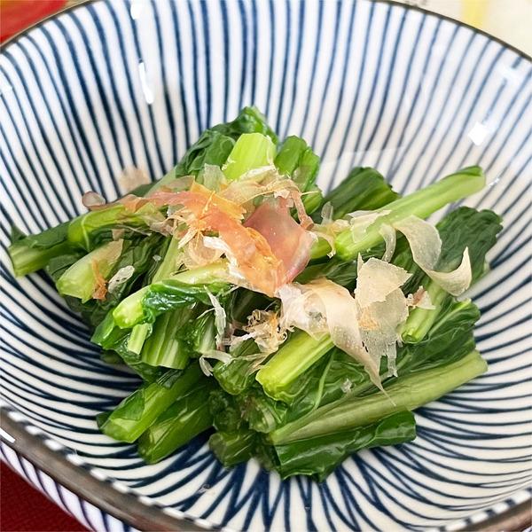 06青菜のおひたし