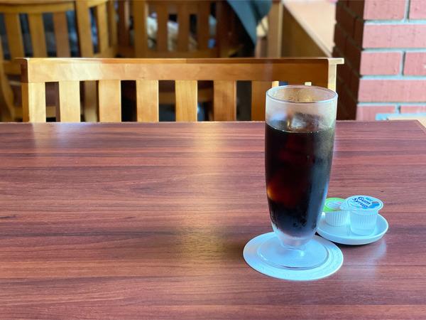 11食後のコーヒー