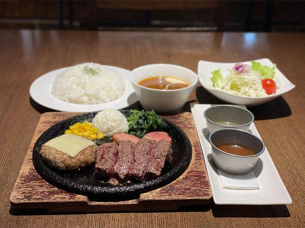 01お楽しみランチセット(1800円)