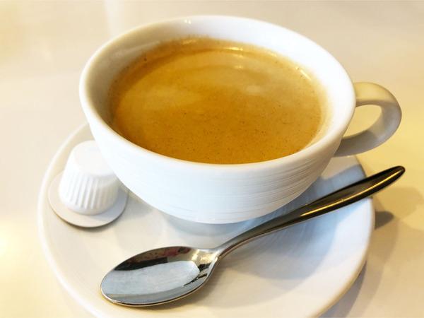 09食後のコーヒー