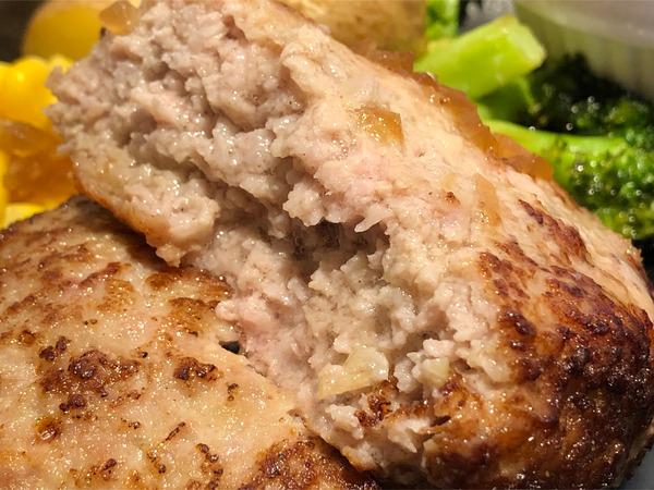 03北海道産豚100%ハンバーグ