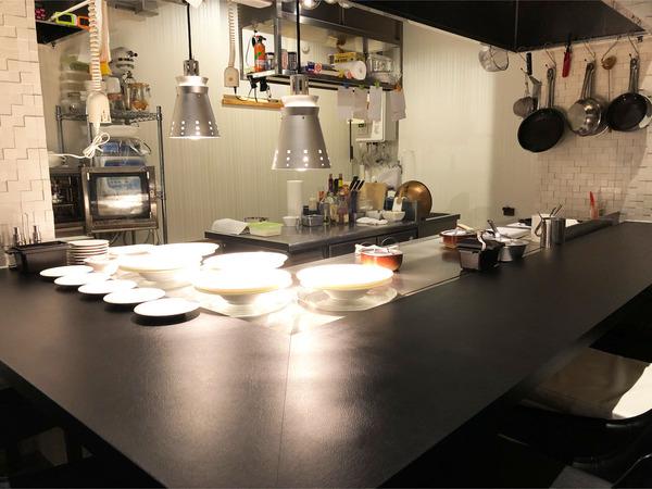 14オープンキッチン