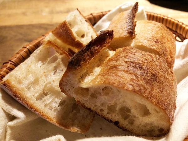 09春駒エーカリーのパン