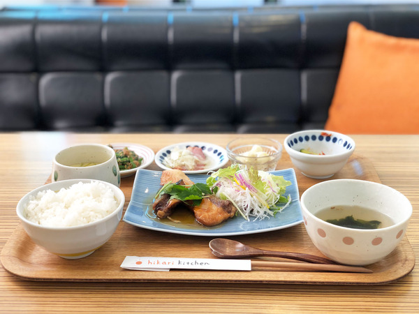 01お盆deごはん・お魚・ドリンクセット(1350円)