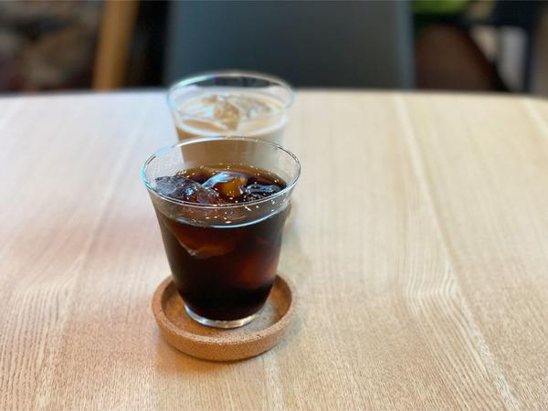 01アイスコーヒー(500円)・アイスカフェオレ(500円)