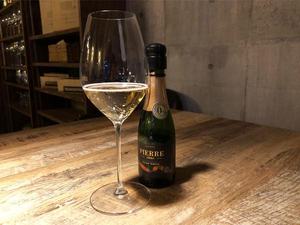 02ノンアルコールスパークリングワイン(900円)