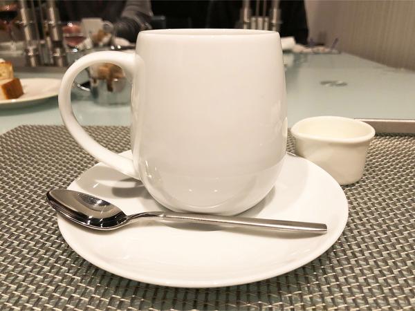 13食後のコーヒー