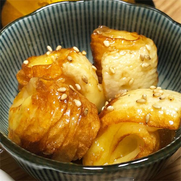 06ちくわチーズ巻き(甘ダレ)